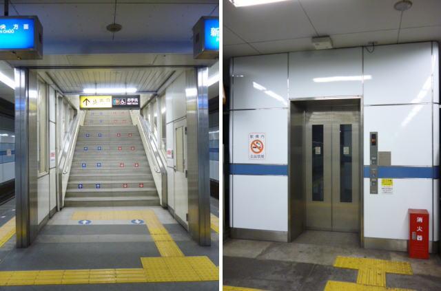 階段かエレベーター