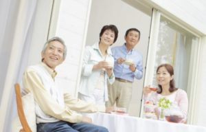高齢者に対する食育